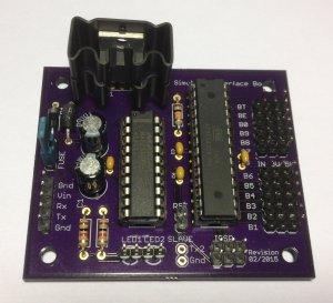 Simulator Interface PCB