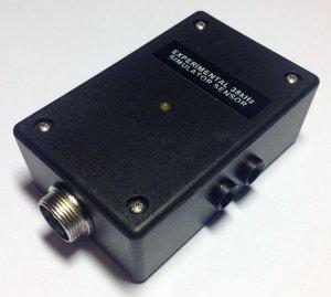 Experimental 38kHz Sensor
