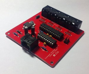 Simulator Interface PCB