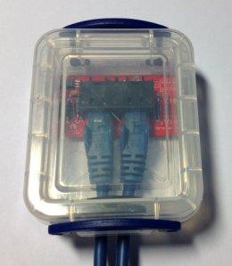 Completed Magneto-Resistive Sensor